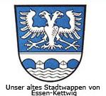 Stadtwappen von Essen Kettwig